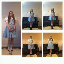 dog costume wizard of oz hermione as dorothy gale wizard of oz looks hermionesimpson