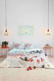 chevet chambre adulte 60 idées en photos avec éclairage romantique couverture de lit