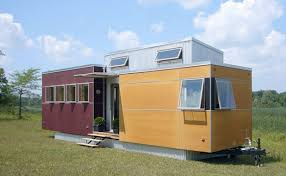 micro mini homes stay in lloyd s prefabulous sustain mini home at the timber house