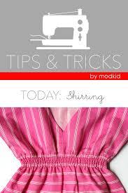 shirring elastic modkidboutique tips tricks shirring with elastic thread