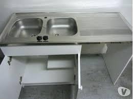 meuble de cuisine avec evier inox meuble de cuisine avec evier inox meuble sous evier 110 cm 0 meuble