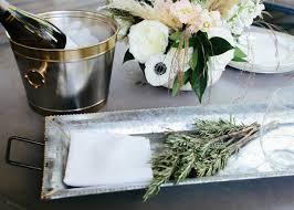 table decor idea chevron black white christmas theme idolza