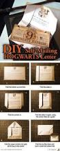 diy hogwarts acceptance letter u0026 1st year supply list w free