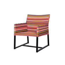 M S Armchairs Stripe Dining Chair Vertical Garden Chairs From Mamagreen
