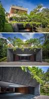 Secret Garden Wall by The Secret Garden House By Wallflower Architecture Design