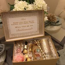 wedding gift box ideas wedding gift ideas for