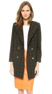 20 double breasted coats for ladies 2018