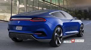 mass market design for tesla u0027s model 3 car
