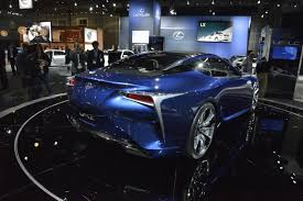 lexus lf lc blue lexus lf lc will be produced but not as a successor for the lfa