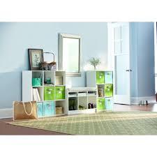 martha stewart living espresso 3 cubby storage bench 0647100800