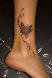 i want this on my or ankle just the around ankle an the