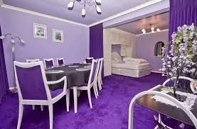 home colors interior most beautiful and well decorated purple color interior home