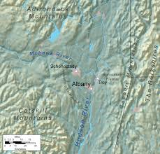 New York Relief Map by File Albany Ny Physical Map Png Wikimedia Commons