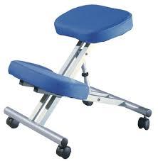 siege mal de dos alsapan 91537 ergo siège de bureau ergonomique bleu 58 x 47 x 60 cm