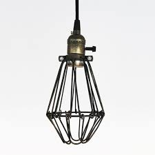 Industrial Guard Sconce by Ecopower Vintage Style Industrial Opening And Closing Hanging
