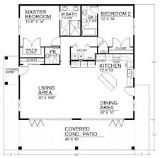 2 bedroom open floor plans i like the open floor plan but it would need another bedroom and a