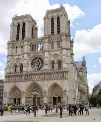 from paris with love notre dame cathedral square