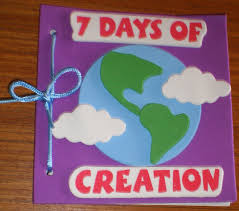 petersham bible book u0026 tract depot 7 days of creation book craft kit