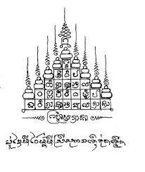 medium size tattoo sakyant design