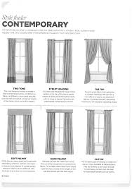Types Of Curtains Decorating 130 43 Interior Design One Half To One Credit C Knowledge And