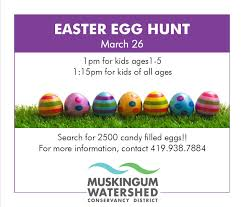 easter egg hunt at pleasant hill lake park mansfield u0026 richland
