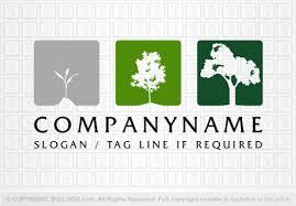 free tree logos