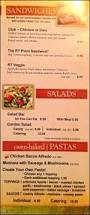 Round Table Pizza Menu Prices by Round Table Pizza