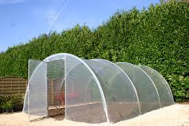 serre tunelle de jardin serre tunnel maraicher de 18 m avec ses accessoires