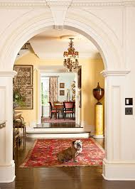 home interior arch designs hollywood before after traditional home