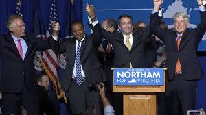 democrat ralph northam wins virginia governor race nbc news
