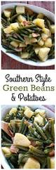 south your mouth southern style green beans u0026 potatoes