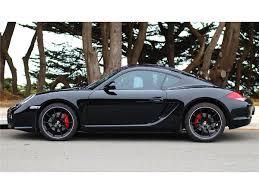 Porsche Boxster Black Edition - 2012 porsche cayman s black edition no longer available