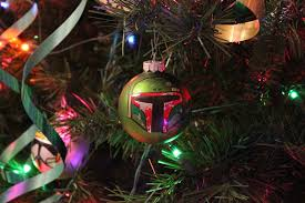 boba fett custom tree ornament by r1venkassle on