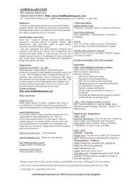 Sle Resume For Senior Graphic Designer media design resume sales designer lewesmr