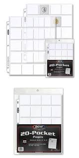 1000 pocket photo album albums binders and pages 183439 1 1 000 pages bcw pro 6