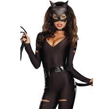 Catwomen Halloween Costume Cheap Halloween Costumes Catwoman Halloween Costumes