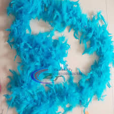 turkey feather boa wholesale 2 pcs turkey feather boa turkey feather scarft 40g