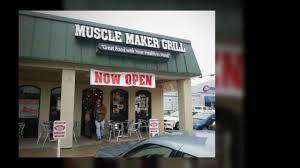 muscle maker grill restaurant in houston tx youtube