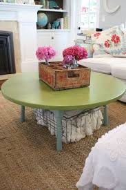 Diy Round Coffee Table by 98 Best Coffee Tables Images On Pinterest Round Coffee Tables