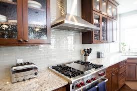 Easy To Clean Kitchen Backsplash by Floor360 Katie Ackerman