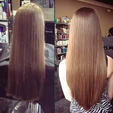 long shag hairstyle pictures with v back cut the v cut isn t only beautiful from the back hairstyles
