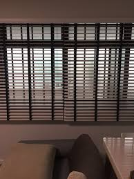 venetian blinds and curtains singapore wooden venetian blinds