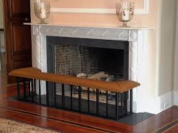 handmade club fender fireplace bench the u0027full u0027 model by old