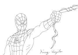 ultimate spiderman tablet sketch by kingvegito on deviantart