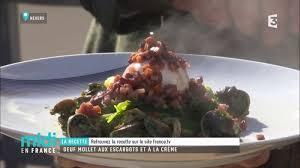 recette de cuisine midi en replay midi en midi en oeuf mollet aux escargots et à