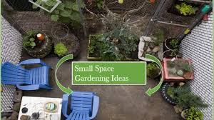 Small Garden Space Ideas Small Space Gardening 20 Clever Ideas To Grow In A Limited Space