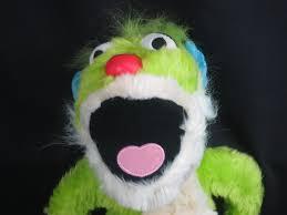 disney bear in the big blue house green lemur treelo plush stuffed