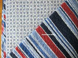 Nautical Twin Comforter Blue And White Stripe Twin Quilt Red White Blue Twin Bedding