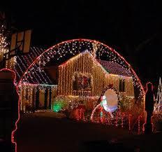 Christmas Decorations Shop Castle Hill by Crazy Christmas Houses Nationwide Bob Vila