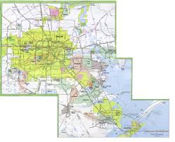 Chicago City Limits Map by Maps Us Map Houston